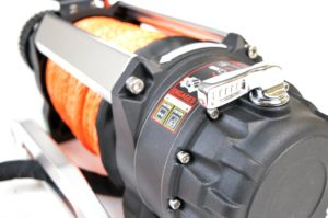 Seilwinde 12V 5000 kg Raw machine 12500 lb